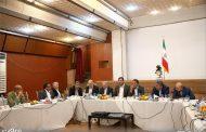 تصاویر مربوط به جلسه کمیسیون عمران در انجمن آشوریان تهران