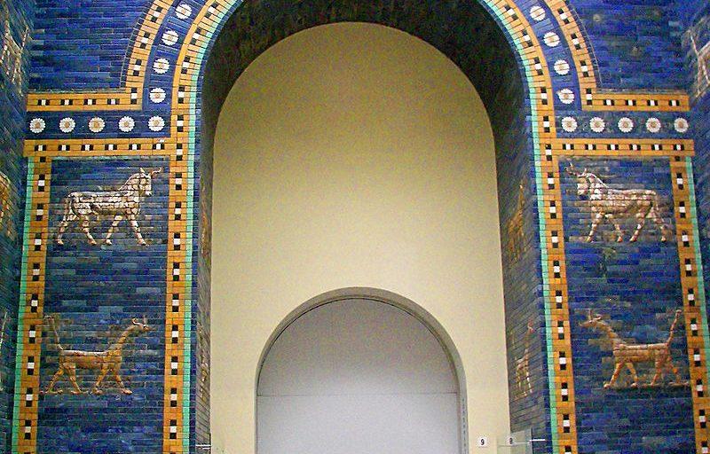 تصاویری از دروازه ایشتار