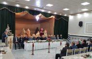 رییس شورای شهر ارومیه در مراسم دید و بازدید عید میلاد