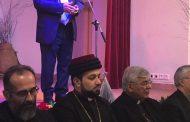 دید و بازدید عید میلاد در سالن کلیسای حضرت یوسف