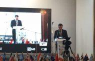 سخنرانی دکتر ایان بیگز سفیر استرالیا در تهران